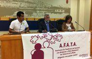 Ramos presenta el torneo de Pádel a beneficio de Afata