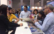 Excelente promoción de la oferta turística de la provincia de Guadalajara en la Feria B-Travel de Barcelona