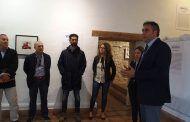 Ángel Mariscal asiste a la visita guiada de la exposición del artista norteamericano Andy Warhol
