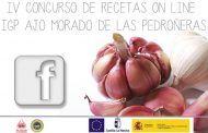 Ajo Morado de Las Pedroñeras lanza una nueva edición del concurso de recetas de cocina en Facebook