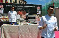 La Feria del aceite de oliva virgen extra de Mora cuenta con un nuevo colaborador, la IGP Ajo Morado