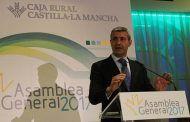 Álvaro Gutiérrez comparte con Caja Rural CLM su objetivo de contribuir al desarrollo de nuestros pueblos