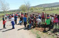El Consejo Municipal de la Infancia de Cuenca celebra una acampada