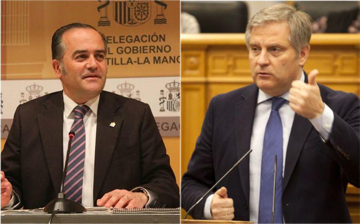 Cospedal apuesta por Cañizares y Gregorio para liderar el PP en Ciudad Real y Toledo