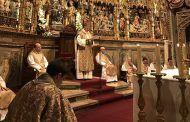 Comunicado del Cabildo de la Catedral de Toledo con motivo del incendio de la Catedral de París
