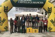 """La Junta celebra """"la perfecta"""" unión de la cultura y el deporte en la 'IV Carrera Subida y Bajada a los Torreones del Alcázar'"""