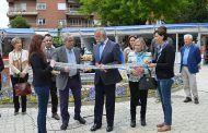 Ramos inaugura una nueva edición de la Feria del Libro en los jardines del Prado