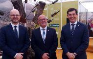 Nuevo apoyo de Globalcaja a la LXI Fiesta del Olivo de Mora, como una muestra del compromiso con el sector del aceite de oliva