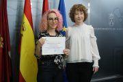 Mª Ángeles Martínez destaca la alta participación en el I Certamen de Cuentos Ilustrados para la Igualdad y la Diversidad de Género