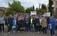 Miembros de la Corporación municipal participan en la 32º edición de la Marsodeto en Toledo