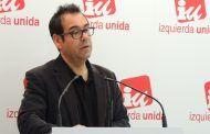 Izquierda Unida de Castilla-La Mancha apoya la propuesta de moción de censura a Mariano Rajoy