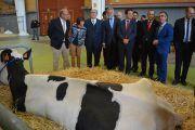 Ramos pide a todas las administraciones implicación en Talavera Ferial para impulsar más actividades en el recinto