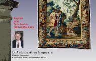 Una conferencia sobre la serie de tapices de Rómulo y Remo, lección inaugural de Sigüenza Universitaria
