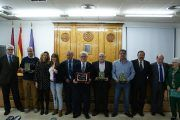 González de la Aleja y Alberto Reina participan en la entrega de premios de la Asociación Cultural Amigos de la Semana Santa de Albacete