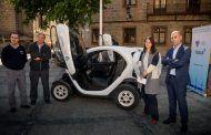 El Servicio de Abastecimiento de Agua de Toledo se incorpora a la estrategia municipal de eficiencia energética con dos vehículos eléctricos