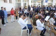 El Conservatorio de Tomelloso lleva la música a la calle para fomentar su actividad