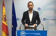 """Jiménez: """"La concejal de Medio Ambiente se ha negado a entregar los informes técnicos sobre la tala de árboles al PP"""""""