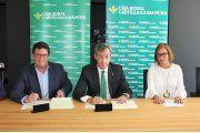 Caja Rural Castilla-La Mancha habilita 30 millones para la Cooperativa Farmacéutica Abulense