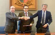 Ayuntamiento y Fundación Incyde firman un convenio para la mejora de la competitividad de las empresas criptanenses