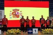 España gana un oro y dos bronces en el Mundial Paralímpico de Tenis de Mesa por Equipos