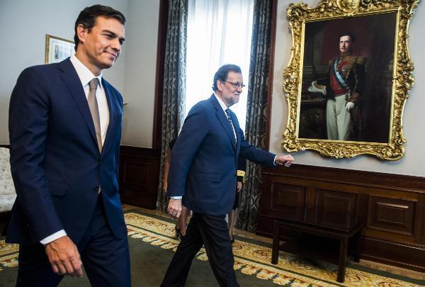 El PSOE reclama un encuentro de Sánchez con Rajoy para abordar cuestiones de Estado