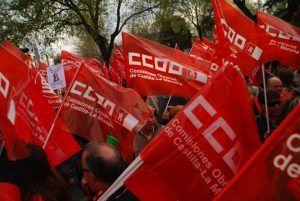 CCOO: La brecha salarial en la región es del 26%, los hombres ganan de media al año casi 5.000 € más que las mujeres