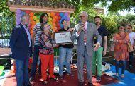 Ramos visita la guardería Booma con motivo de su cuarenta aniversario en Talavera de la Reina