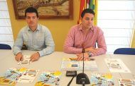 Iván Rodrigo presenta el programa de deporte de verano en Tomelloso