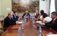 Diputación de Guadalajara y Consejería de Empleo se reúnen para abordar el desarrollo del Plan Extraordinario por el Empleo de CLM