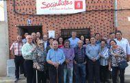 El PSOE de El Casar de Escalona inaugura su primera sede en la localidad