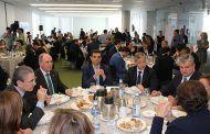 Javier Cuenca agradece al ministro Álvaro Nadal la defensa que realiza de los intereses de los albaceteños