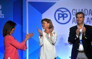 Ana Guarinos revalidad la presidencia al frente del PP de Guadalajara con casi 95% de los apoyos
