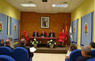 Jaime Ramos preside la reunión de coordinación con los Cuerpos y Fuerzas de Seguridad, Sanidad y Emergencias