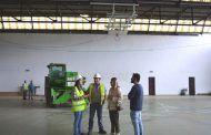 Arrancan las obras de remodelación del pabellón San José de Tomelloso