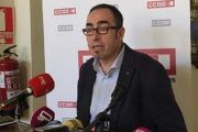 """CCOO CLM exige un incremento """"al menos proporcional"""" de los salarios con respecto del aumento de los beneficios empresariales"""