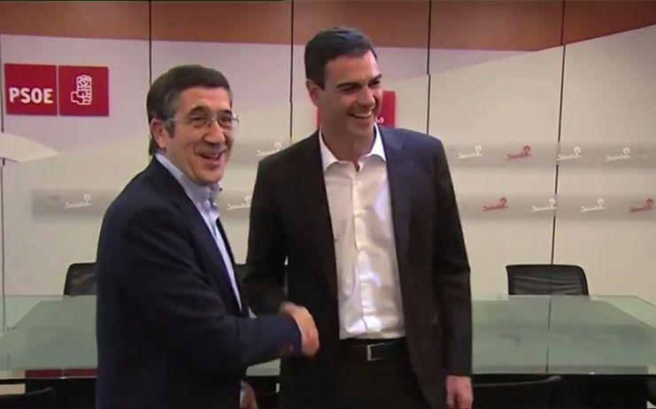 Sanchez incluye a 'susanistas' y 'patxistas' en las nuevas direcciones parlamentarias