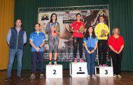 Saúl Ordoño y Gema Fernández, los más rápidos en la X Carrera Popular La Pita de El Herrumblar en Cuenca