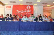 Miembros del PSOE de C-LM participan hoy en las concentraciones de repulsa a los atentados terroristas en Cataluña