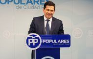 """Valverde asegura que a los castellano-manchegos """"no nos gusta el Gobierno de conveniencia de Page y Podemos"""""""