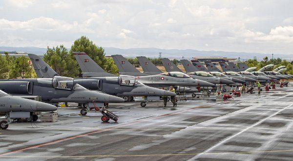 España ofrece a la OTAN que la base de Albacete siga hasta 2029 en el adiestramiento de pilotos