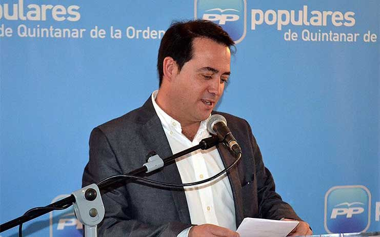 El Juzgado de Quintanar de la Orden declara inocente al ex alcalde Carlos Madero por la contratación de personal eventual en 2012