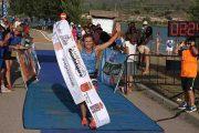 Luis Miguel Sánchez se impone en la décima edición del Triatlón de Pareja