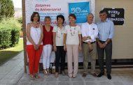El Gobierno regional ensalza el modelo de acogimiento residencial de menores de Aldeas Infantiles SOS que conmemora sus 25 años en Cuenca