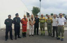Regresan los dos aviones de Castilla-La Mancha que han colaborado en la extinción del incendio forestal en Portugal