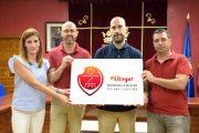 El Ayto de Argamasilla de Alba presenta el nuevo logotipo y la 'app' de Turismo y Cultura