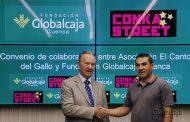 Conka Street cuenta con apoyo de la Fundación Globalcaja Cuenca