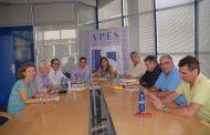 APES prosigue con nuevas iniciativas su defensa y proyeccion del sector, y prepara los actos del 40 aniversario de la organización empresarial