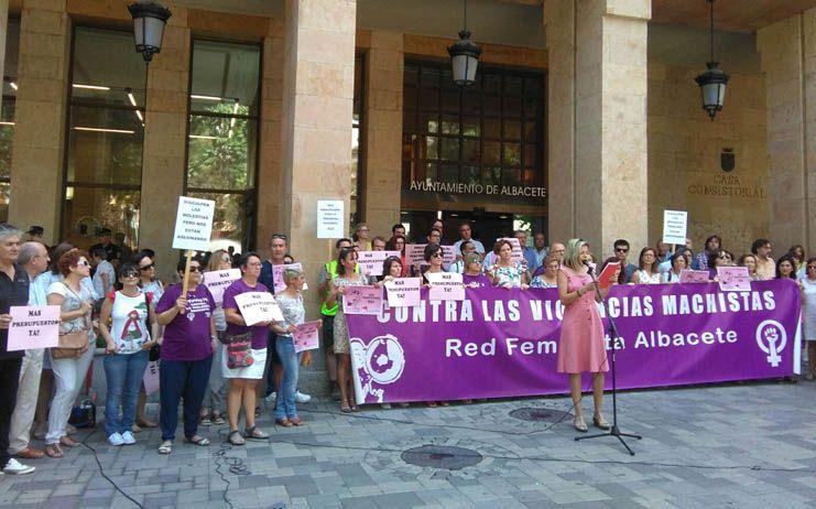 CCOO CLM exige más presupuesto y más recursos contra la violencia machista