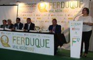 FERDUQUE cuenta con el apoyo del Gobierno de Castilla-La Mancha para convertir esta feriaen una apuesta de promoción y desarrollo local