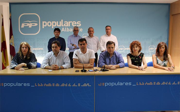 Alcalde de Albacete deja la Alcaldía por motivos de salud y apunta como posible sucesor al concejal Manuel Serrano